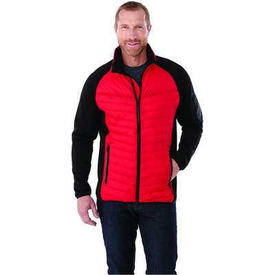 Picture of Banff Hybrid Insulated Jacket - Mens