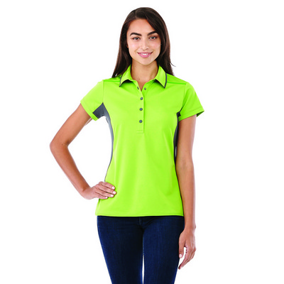 Picture of ROYCE Short Sleeve Polo - Womens