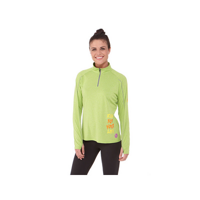 Picture of Taza Knit Quarter Zip - Womens