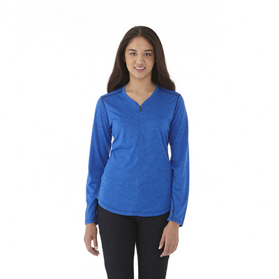 Picture of Quadra Long Sleeve Top - Womens