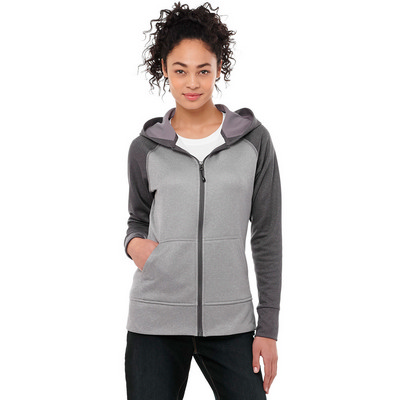 Picture of Anshi Knit Fzip Hoody - Womens