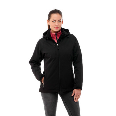 Picture of Bryce Insulated Softshell Jacket - Womens