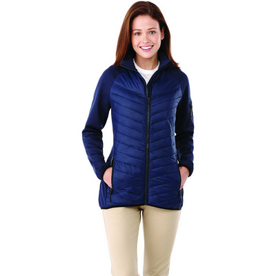 Picture of Banff Hybrid Insulated Jacket - Womens