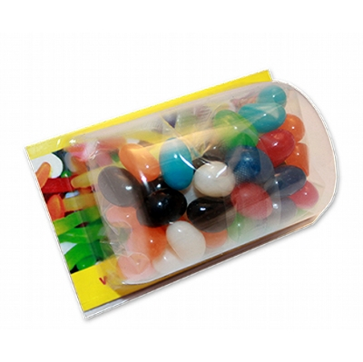 Picture of Biz Card Treat - Assembled with 30g Mini Mixed Jellybeans