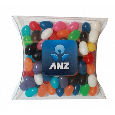 Picture of Large Pillow Pack Mini Mixed Jellybeans