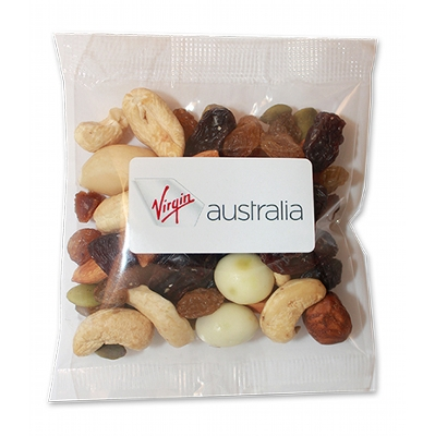 Picture of 50g bag - Healthy Nibble Nut Mix
