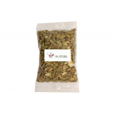 Picture of 100g Pumpkin Seed bag with label
