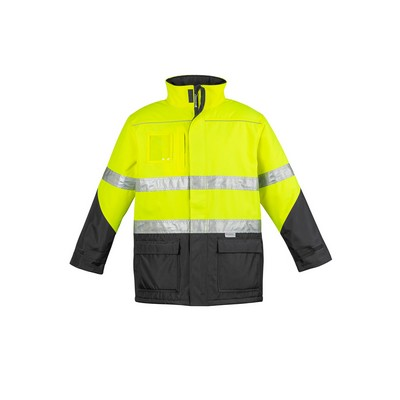 Picture of Mens Hi Vis Storm Jacket