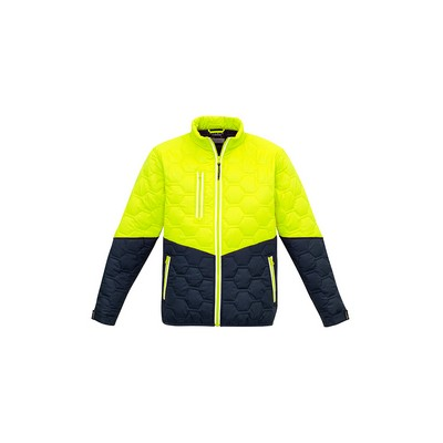 Picture of Unisex Hexagonal Puffer Jacket