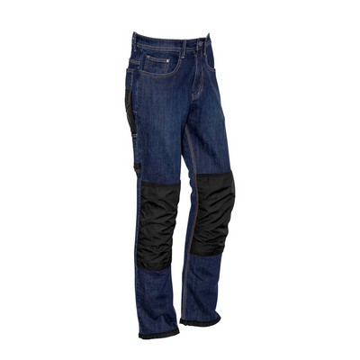 Picture of Mens Heavy Duty Cordura Stretch Denim Jeans