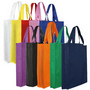 Non Woven Trade Show Bag (With Gusset)