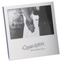 Florence Offset Silver Photo Frame