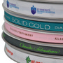 Full Colour Printed Ribbon or Ribbon Dyed to PMS Colour 7mm