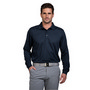 Sporte Leisure Mens Long Sleeve Aero Polo Shirt