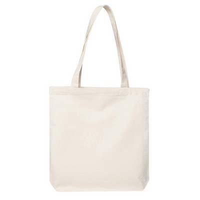 Picture of Light-weight Canvas Tote Bag (Warehouse Stock)