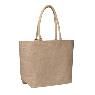 Picture of Laminated Jute Market Bag (Factory Direct Indent Stock)