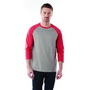 DAKOTA Three Quarter Tee - Mens