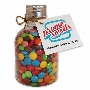 No Neck Bottle - Mini M&M's with swing tag